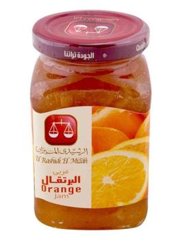 الصورة: الرشيدى مربى برتقال 340 جم