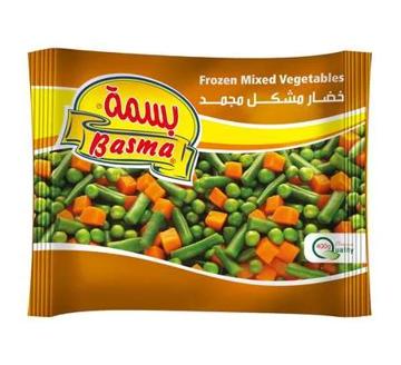 الصورة: بسمه خضار مشكل 400 جم