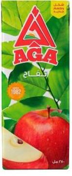 الصورة: اجا عصير تفاح 250 مل تتراباك