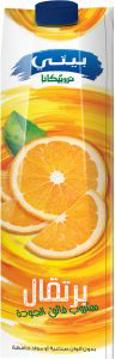 الصورة: بيتى تروبيكانا مشروب برتقال 1 لتر