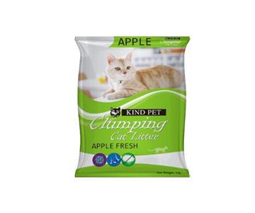 الصورة: فرش قطط 5 لتر تفاح