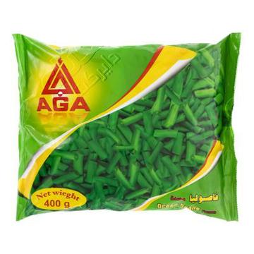 الصورة: اجا فاصوليا خضراء مجمدة 400جرام