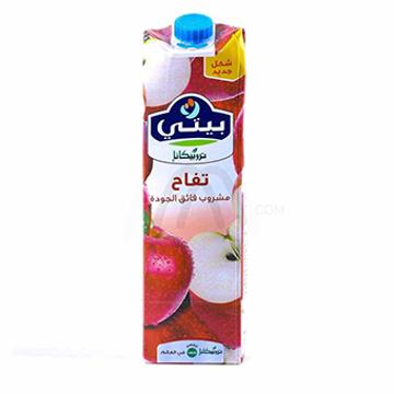 الصورة: بيتى تروبيكانا عصير تفاح 1 لتر