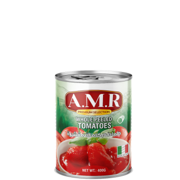 الصورة: امر طماطم كاملة مقشرة 400جم
