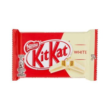 الصورة: كيت كات الواح ويفر بالشيكولاتة البيضاء 41.5جم